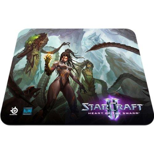 SteelSeries QcK StarCraft II HotS Kerrigan Edition 67266