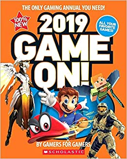Amazon com: Game On! 2019: All the Best Games: Awesome Facts