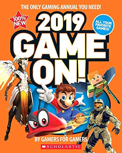 Game On! 2019: All the Best Games: Awesome Facts and Coolest -