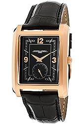 Jorg Gray Men's JG1940-16 Black Leather Watch