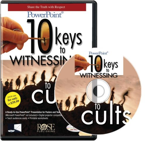 Download 10 Keys To Witnessing To Cults Powerpoint Presentation