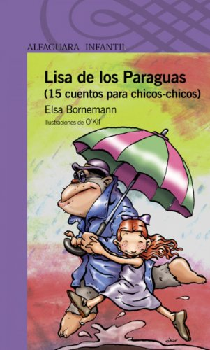 Lisa de los Paraguas (Spanish Edition) by [Bornemann, Elsa]