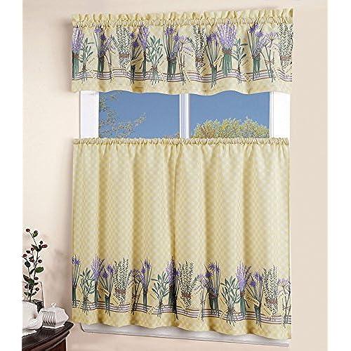 Farmhouse Kitchen Curtains: Amazon.com