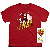 Flash Retro Youth T Shirt and Exclusive Stickers