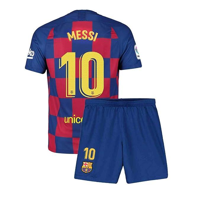 Amazon.com: Youth Messi 2019-2020 Barcelona - Pantalones ...