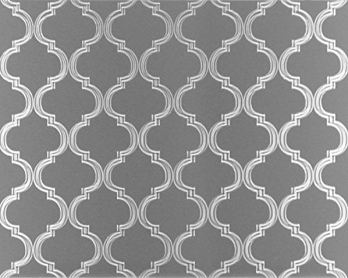Moroccan Stainless Steel Kitchen Backsplash 24