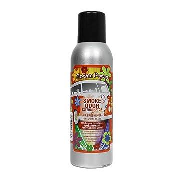 Smoke Odor Exterminator air freshener, Flower Power 7oz spray