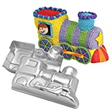 Creative 3D ThomasTrain Truck Cake Baking Pan Aluminum Alloy Cakes Mold for Kids Children Birthday