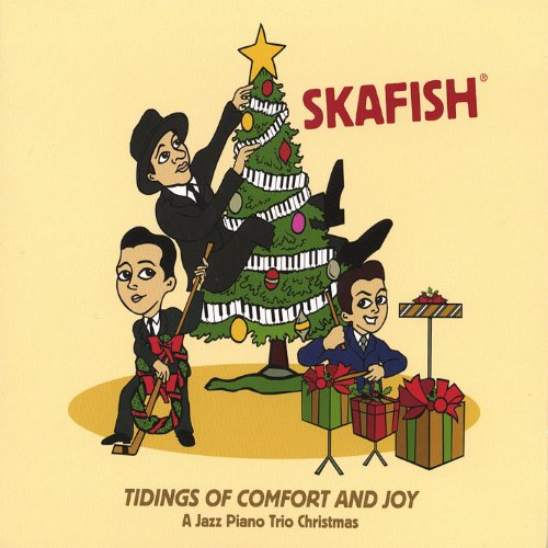 - Tidings of Comfort and Joy: a Jazz Piano Trio Christmas