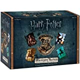 Harry Potter: Hogwarts Battle - The Monster Box of Monsters Expansion Card Game and Keychain