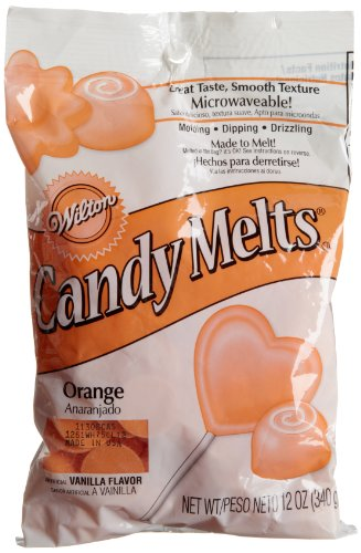 Wilton Orange Candy Melts, 12-Ounce