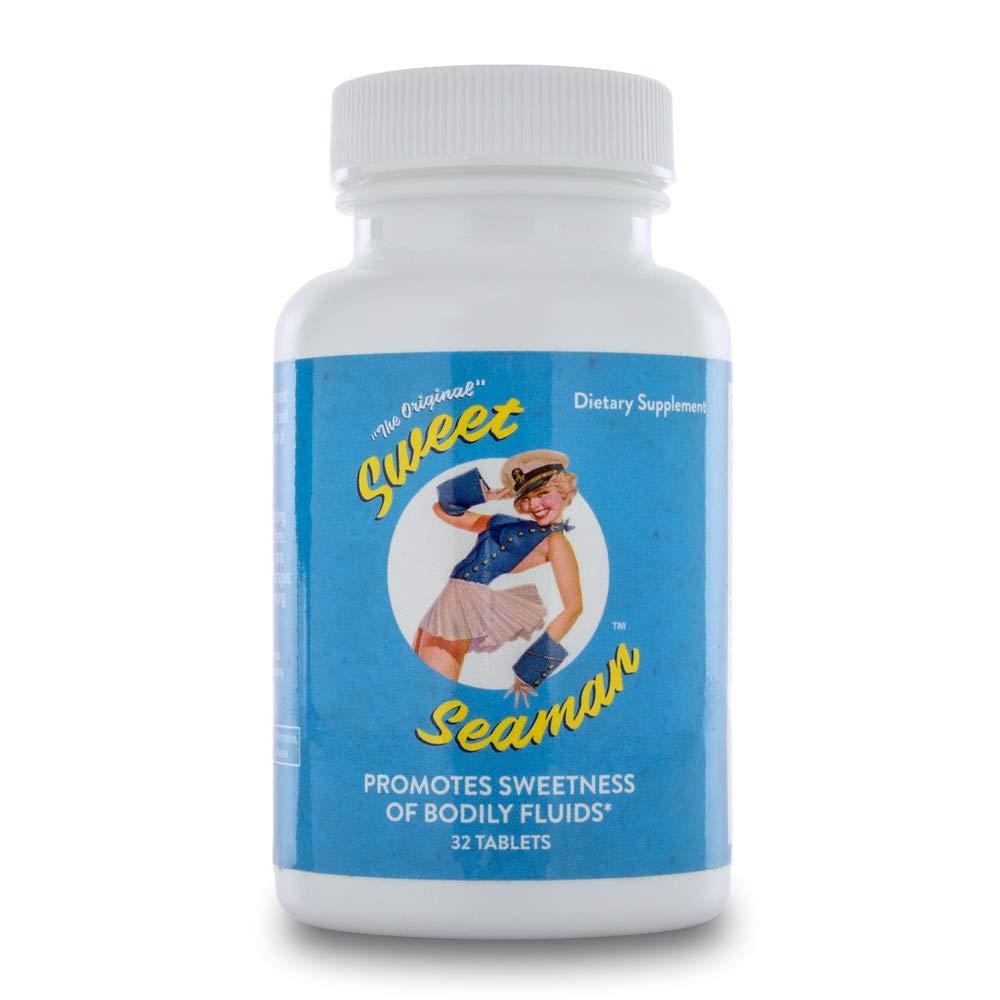 Body Fluid Flavor Enhancer | Pineapple & Bromelain by Sweet Seaman