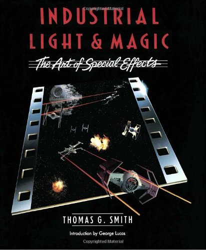 Full Industrial Light & Magic Book Series