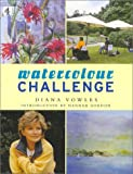 Watercolour Challenge, Diana Vowles, 0752218069