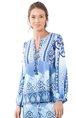 Marae Silk Tunic