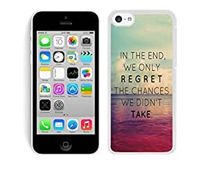 fashion case 6 4.7 case covers,iphone 6 4.7 case cover,phone case covers 6 4.7-In The End We Only Regret wfhuIOcnuZT The Chances We Didn't Take iphone 6 4.7 case covers White Cover