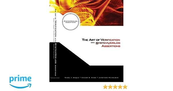 Amazon com: The Art of Verification with SystemVerilog