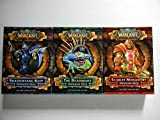 World of Warcraft Tcg: Complete Dungeon Deck Set: The Deadmines, Scarlet Monastery & Shadowfang Keep