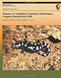 Summary of Amphibian Community Monitoring at Congaree National Park 2010, Michael Byrne, 1491072997