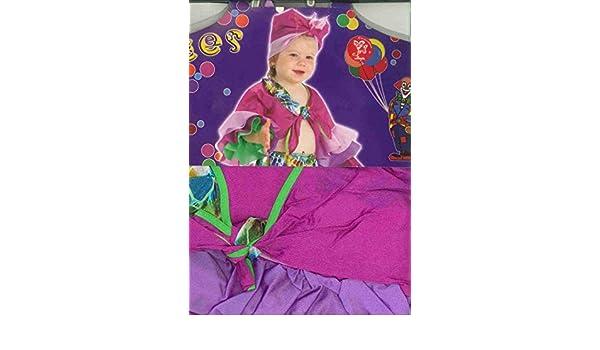 DISFRAZ INFANTIL CUBANA 1 AÑO: Amazon.es: Oficina y papelería