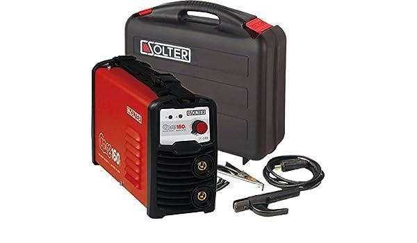 Solter 1 Inverter CORE-160i, Rojo, Unica: Amazon.es: Bricolaje y herramientas