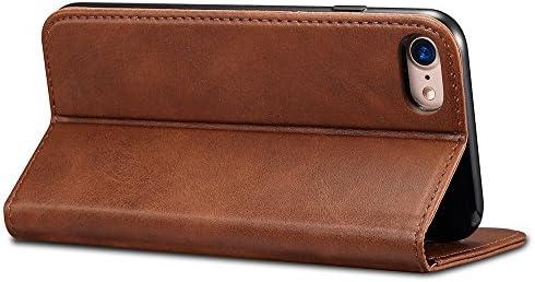 iPhoneX/XS/XR/7/8/SE 手帳型 本革ケース iPhone11 Pro 財布型 レザーケースiPhoneXS Max カード収納 カード入れ スタンド機能 2つ折り 落下防止 衝撃吸収 全面保護 アイフォン7P/8Pプラスケース