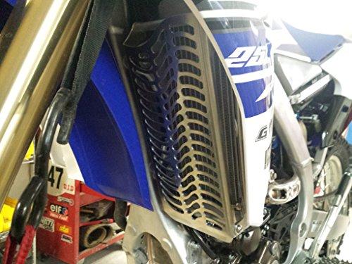 Unabiker yyz250fx-A Yamaha 15-16 YZ250FX Radiator Guards in (Dirt Bike Radiator Guards)