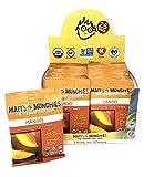 #6: Matt's Munchies Organic Non-GMO Peelable Fruit Snack 25 Pack Caddy (1 Ounce) (Mango)