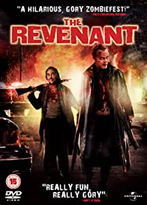 The Revenant (PAL)(REGION 2)(Must have all region dvd player to view)