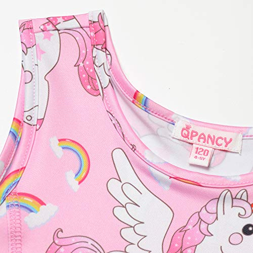 85b06c8bf9d Jual Girls Sleeveless Dresses Unicorn Outfits Clothes for Kids ...