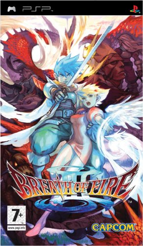(Breath of Fire III - Sony PSP)