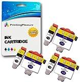 6 XL (3 SETS) Compatible Kodak 10B & 10C Ink Cartridges for Kodak ESP3 ESP5 ESP7 ESP9 ESP3200 ESP3250 ESP5000 ESP5100 ESP5200 ESP5210 ESP5250 ESP5300 ESP5500 ESP7200 ESP7250 ESP9200 ESP9250 Office ESP6100 ESP6150 Hero 6.1 Hero 7.1 Hero 9.1 - Black/Colour, High Capacity