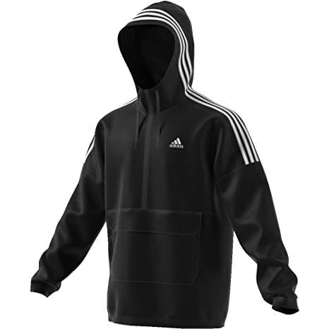 price reduced 100% genuine hot new products adidas Sport Id Anorak 1/2 Zip Woven Veste Homme: Amazon.fr ...