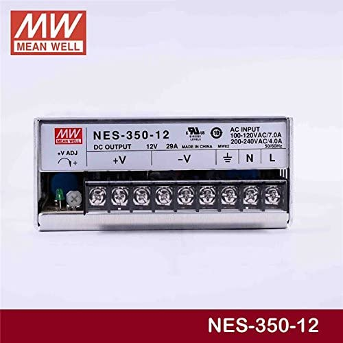 ONE meanwell power supply NES-350-12