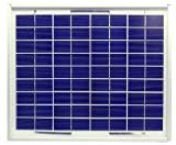 Mono-crystalline Solar Panel – 12Volt / 5Watts