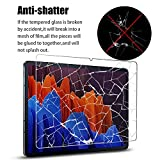[2 Pack] Screen Protector for Samsung Galaxy Tab S7