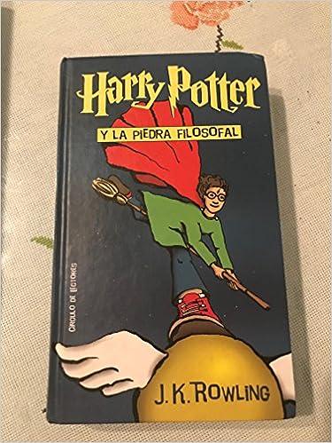 HARRY POTTER Y LA PIEDRA FILOSOFAL: Amazon.es: Rowling, J. K.: Libros