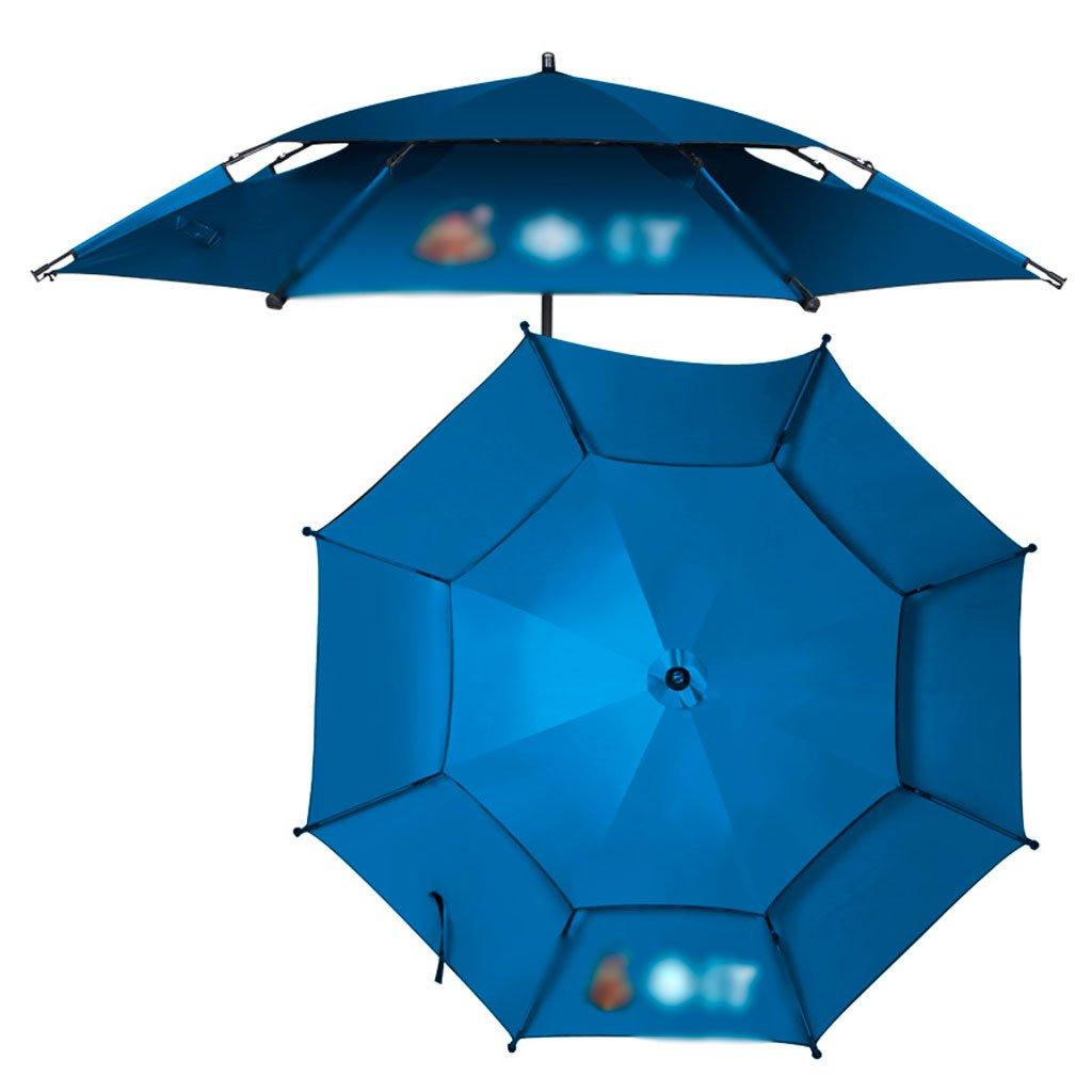 LSS Outdoor Umbrella | Fishing Umbrella | Umbrella | Fishing Umbrella | 2.2m Outdoor Fishing Umbrella | Universal | Rainproof | Folding Fishing Umbrella | Fishing Umbrella | Sun Shade Umbrella ( Size : 220cm )