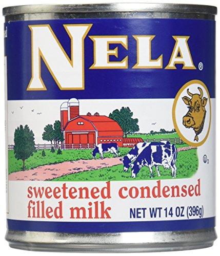 Goya Nela Sweetened Condensed Filled Milk, 14 Ounce -- 24 per case. by Goya