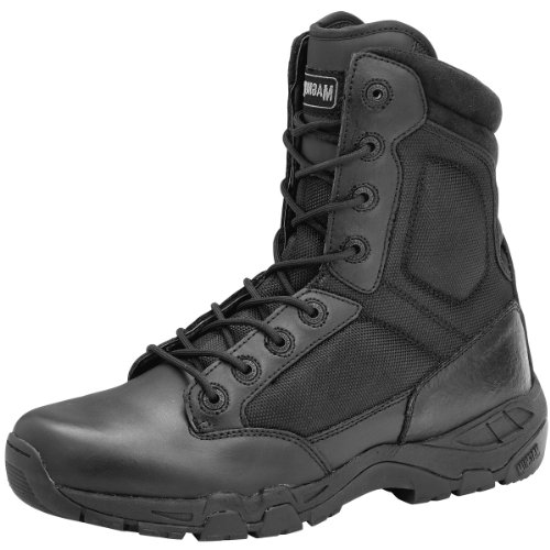 - Magnum Viper Pro 8.0 Side-Zip Boots - 11 - Black