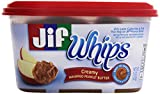 Jif Whipped Creamy Peanut Butter, 15 oz.