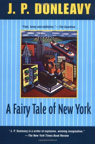 Book cover for A Fairy Tale of New York