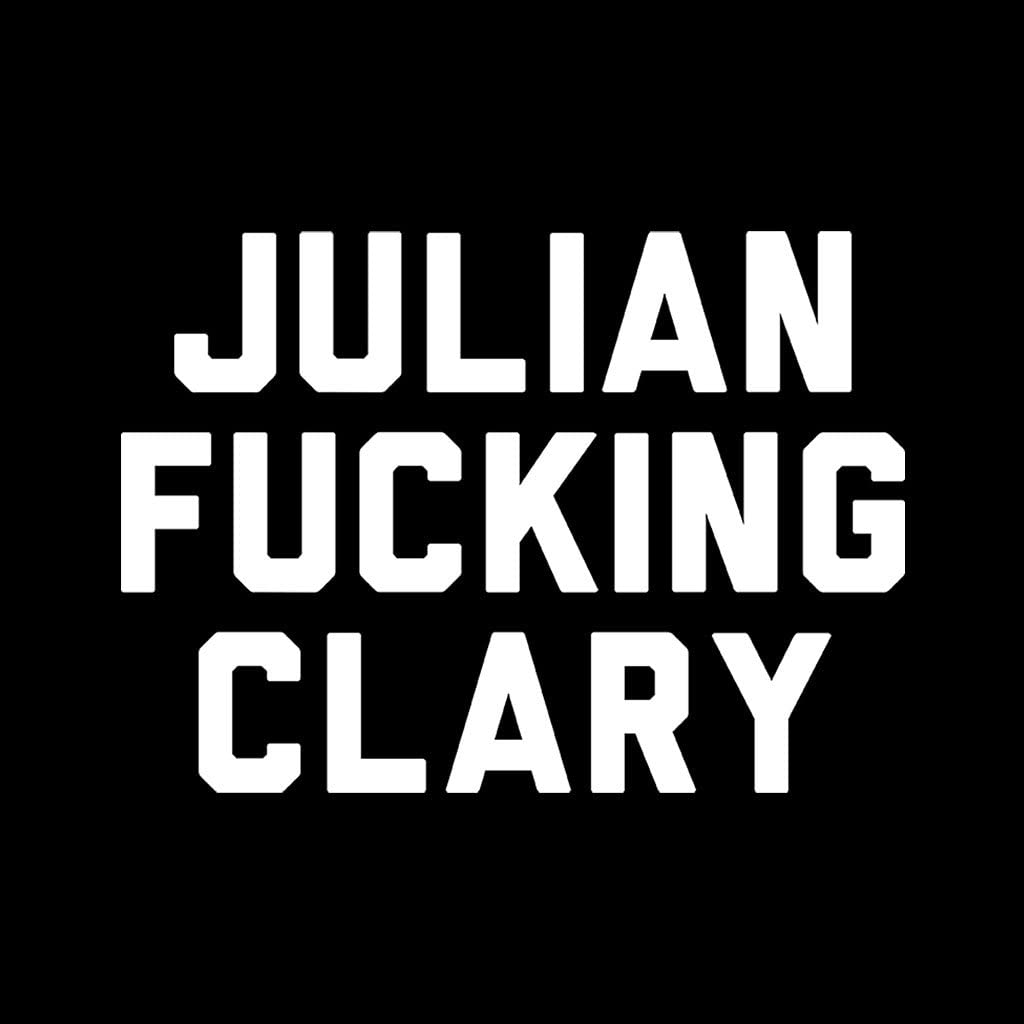 Julian Fucking Clary Womens Vest