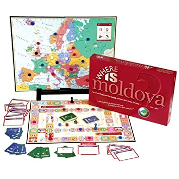 WHERE IS MOLDOVA Amazoncouk Toys Games - Where is moldova