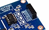 3 Bit 1 Channel Ac Programmable Light Dimmer Module Controller Board For Arduino, Raspberry Compatible 60hz