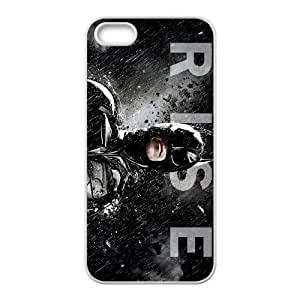 the dark knight rises batman iPhone 4 4s Cell Phone Case White 91INA91415141