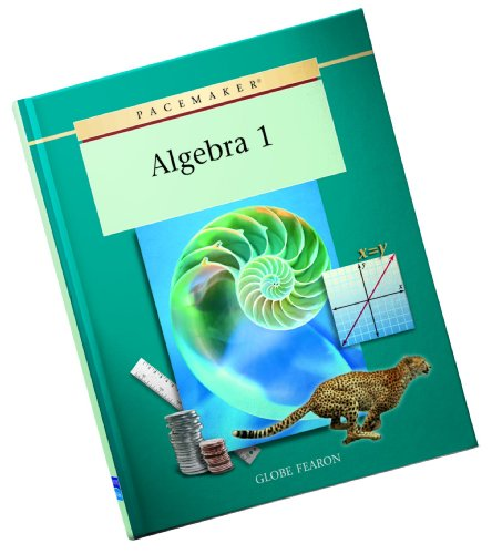 PACEMAKER ALGEBRA ONE SE SECOND EDITION 2001C (Fearon
