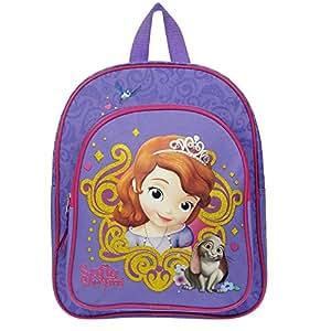 Princesas Disney - Princesita Sofía - Mochila Royal 31 x 25 x 9 cm: Amazon.es: Equipaje