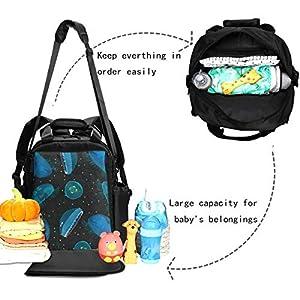 Baby Backpack Diaper Bag Multi-Function,Nursing Pocket,Travel Bags for Women