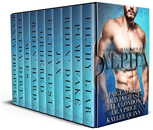 ALPHA (14 Enrol Romance Box Set)